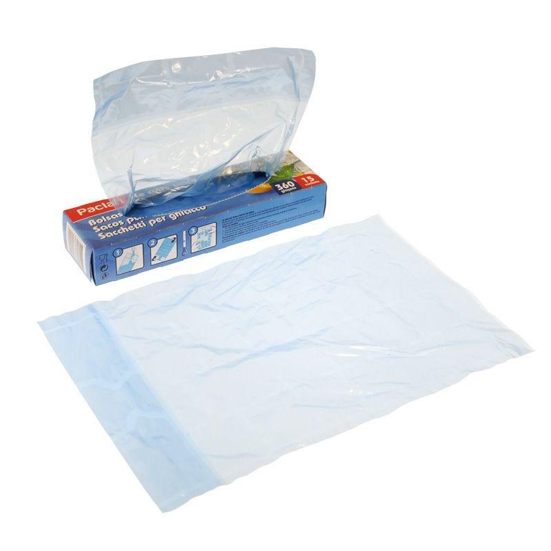 Sac à glaçons - 24 paquets de 15 sacs (photo)