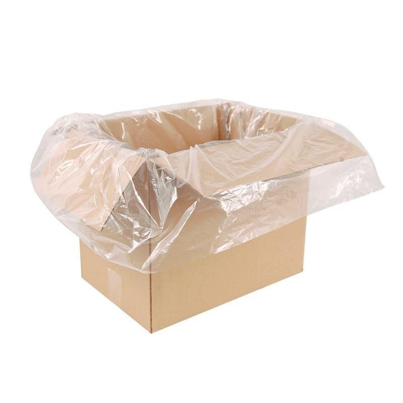 Sac fond de caisse pehd - 75 + 40 x 65 cm - par 500 pièces