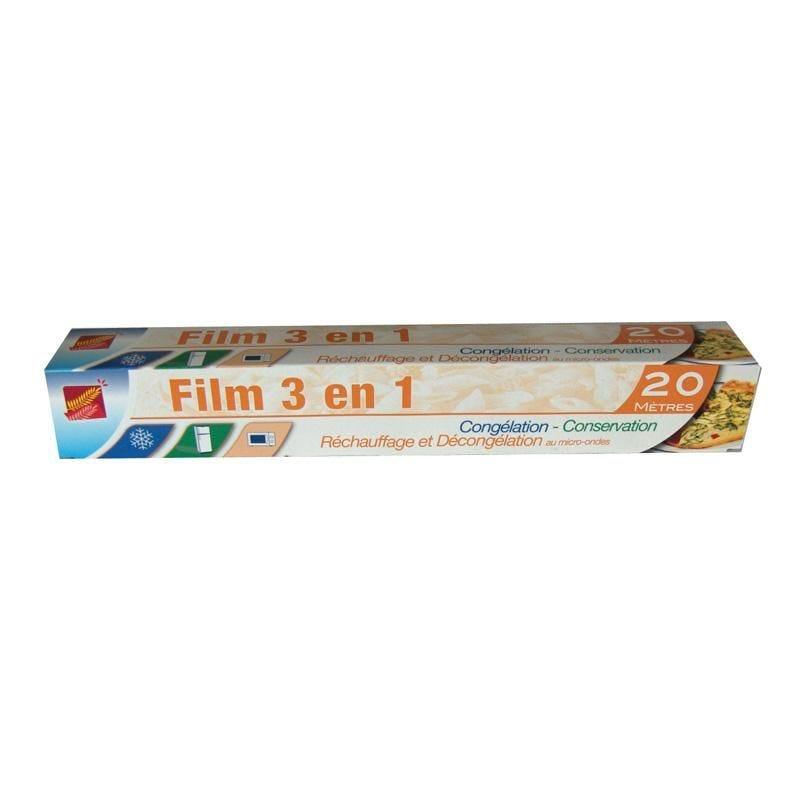 Film alimentaire en rouleau - 0,29 x 20 m - par 24 pièces (photo)