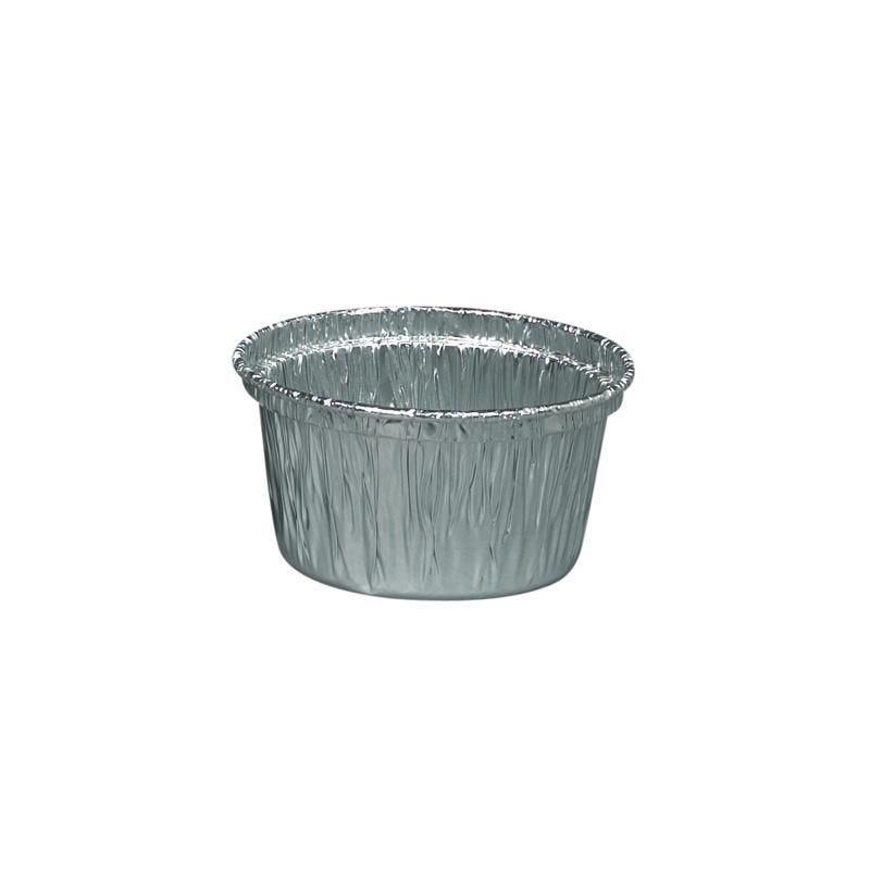 Godet aluminium 107 cc - 10 paquets de 100 pièces (photo)