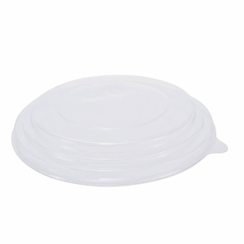 Couvercle boite salade pet - ø 155 mm - 6 paquets de 50 (photo)