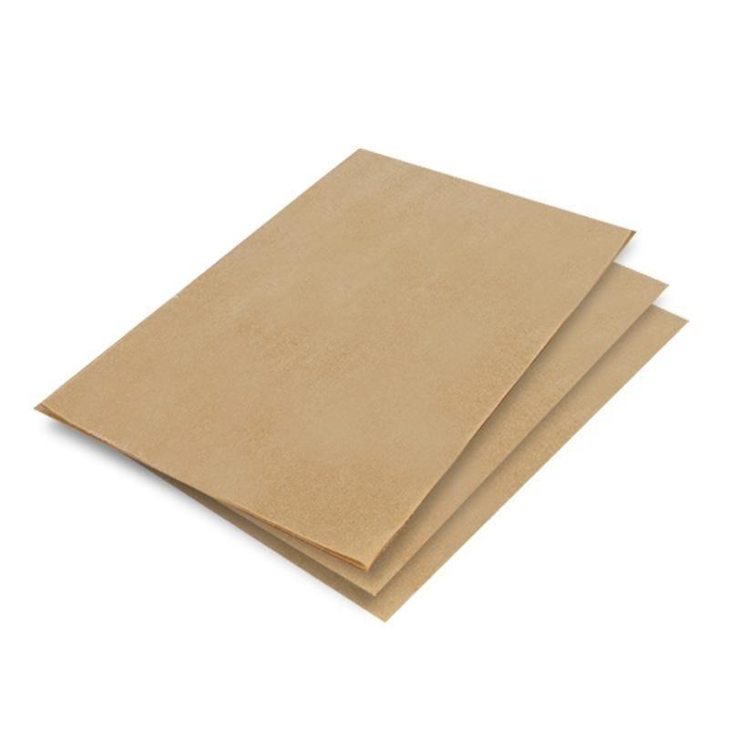 Feuille mousseline kraft brun - 40 x 60 cm - par 10 kgs