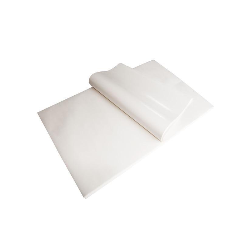 Feuille papier kraft blanc liassée - 25 x 32 cm - 15 liasses de 200 feuilles