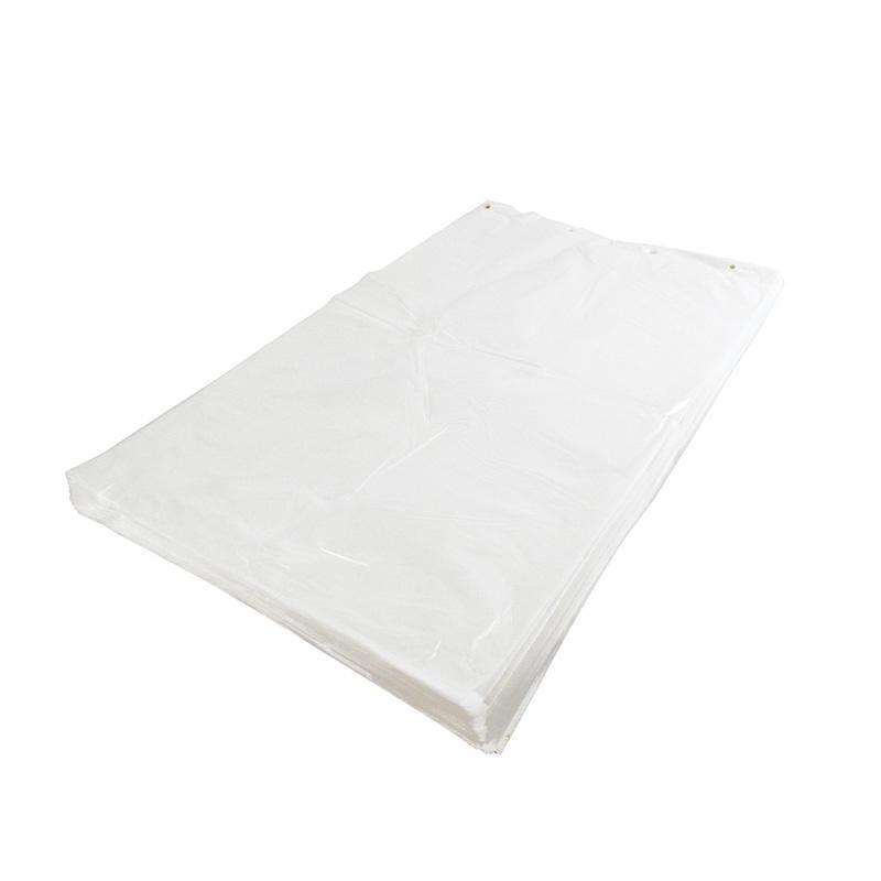 Sac chevillard ou abattoir 30 µ pehd - 40 x 60 cm - 10 paquets de 100 pièces (photo)