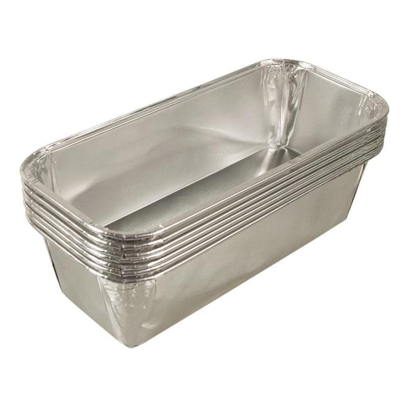 Moule à cake aluminuim 575 cc - 13 paquets de 100 pièces (photo)
