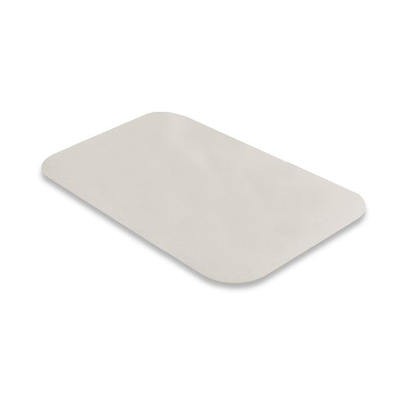 Opercule carton pour barquette aluminium 825 cc - 10 paquets de 100 pièces (photo)