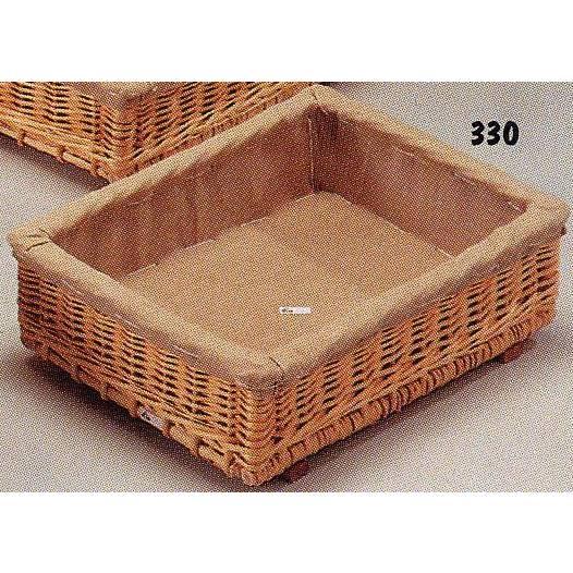 Bac diviseuse carré 50 x 50 x 13 cm (photo)