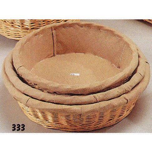 Bac diviseuse rond diamètre intérieur 46 cm et diamètre extérieur 52 cm (photo)