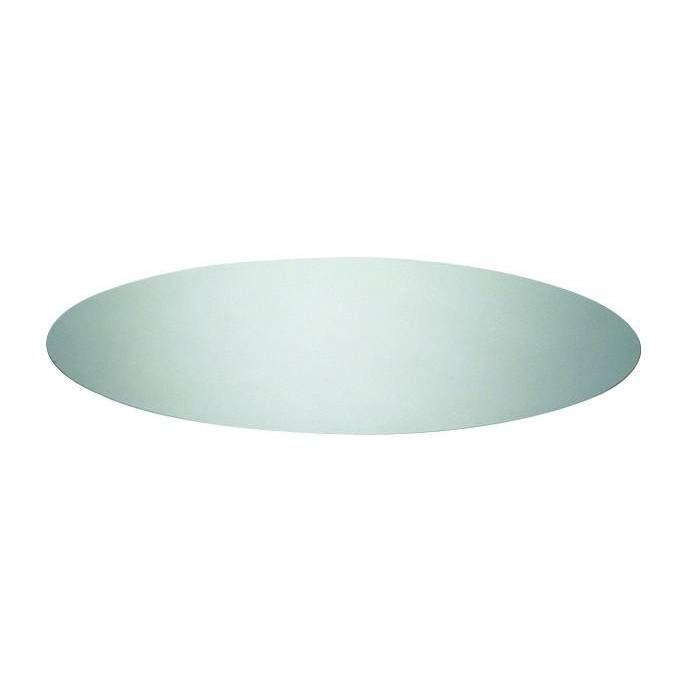 Disque inox avec goujon pour socle de base (photo)