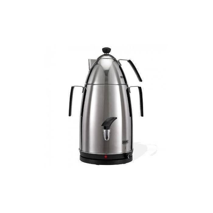 Samovar inox mr tea v 2 deluxe - 4 l