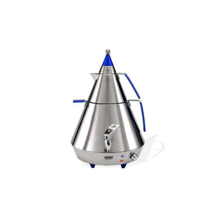 Samovar inox pyramid a 4 - 4 l
