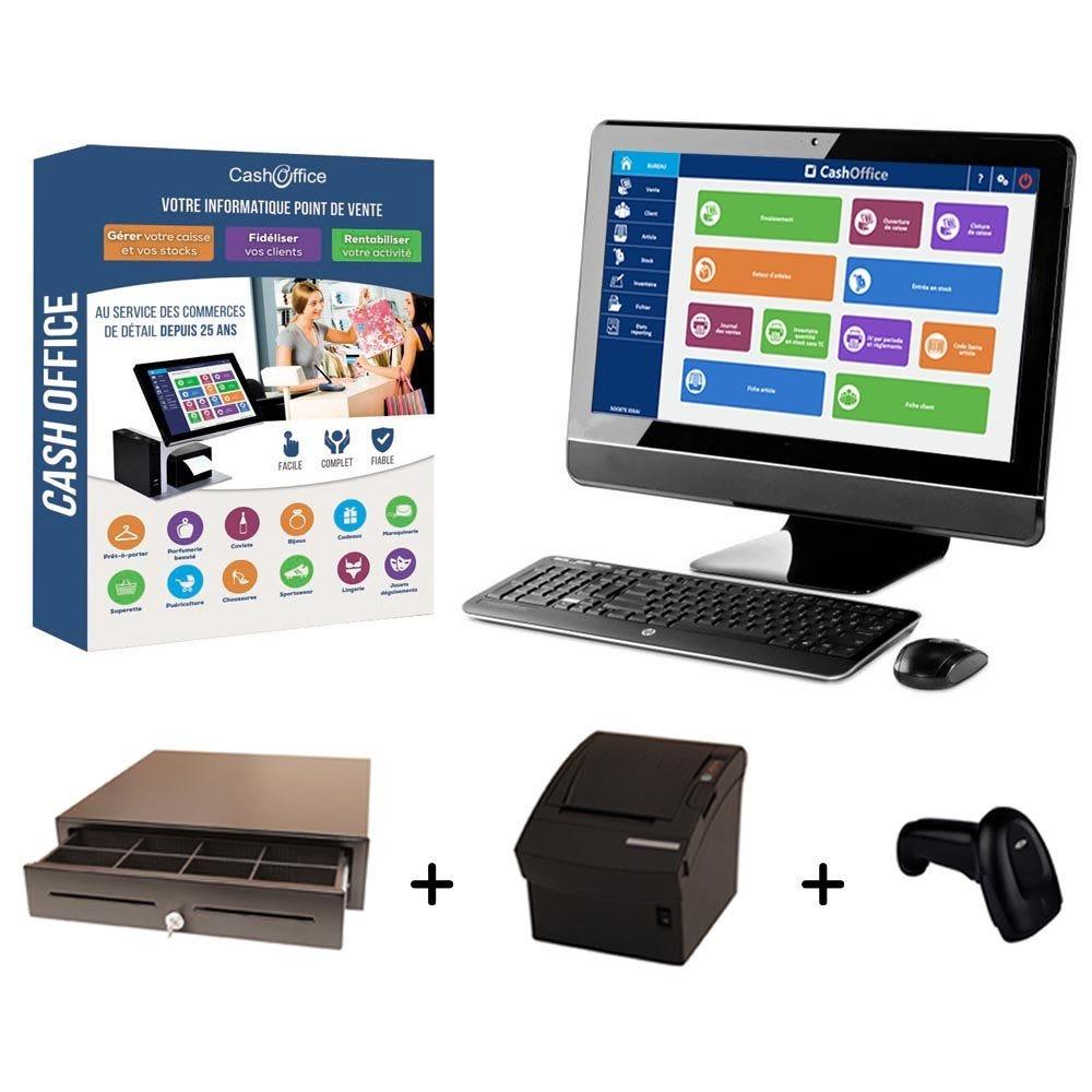 Pack encaissement cash office expert spécial mode et accessoires