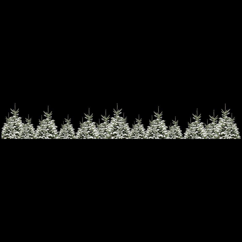 Frise de glace super géante - 60,2 x 400 cm