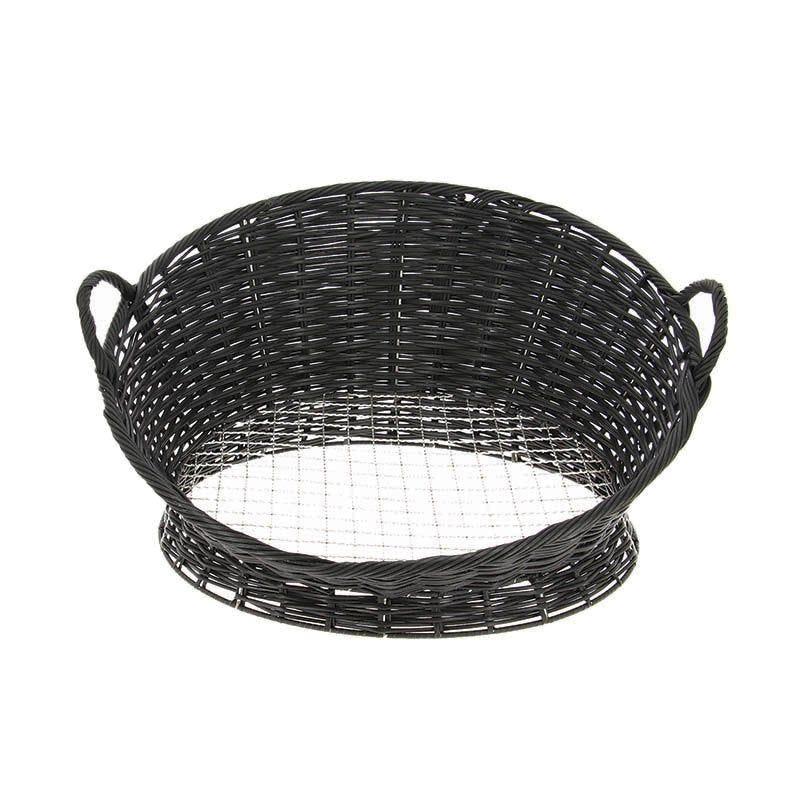 Presentoir polypropylene crible noir gm - par 1