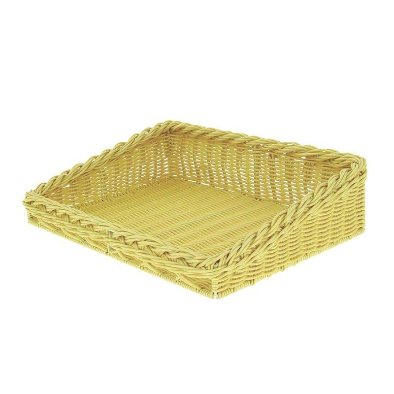 Presentoir panetteria polypropylene 40x30x10.5 - par 4