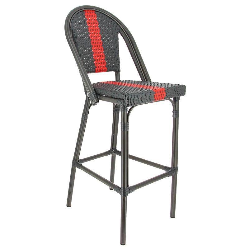 Chaise haute monaco - par 1 (photo)