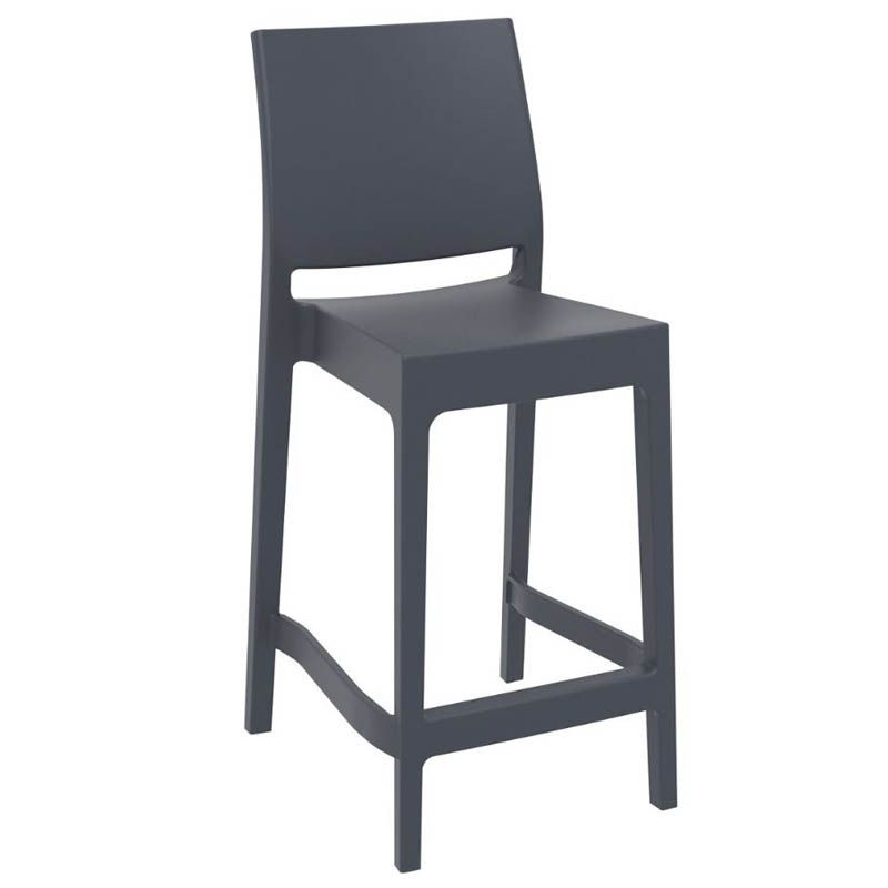 Chaise haute inca - avec patins - par 1 (photo)