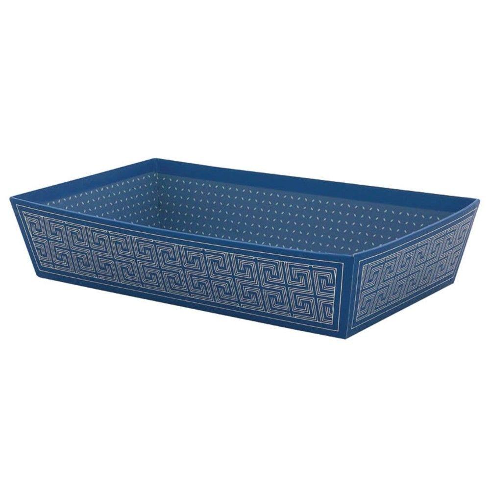 Corbeille rectangle carton icare mm - par 30