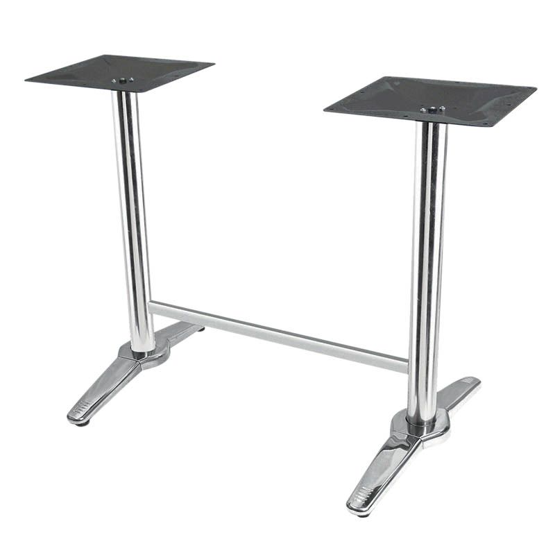 Piètement de table double roma h72 cm (photo)
