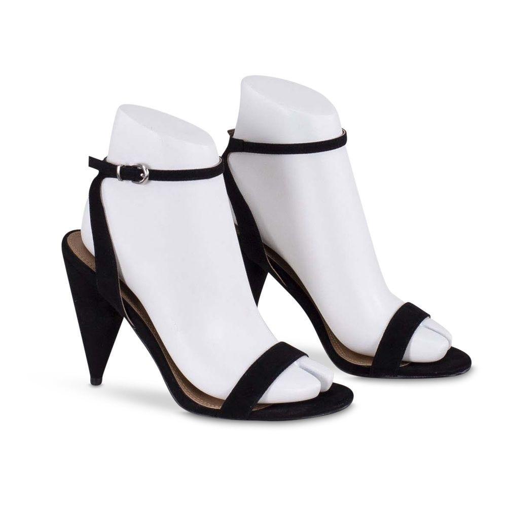 Pair de pieds femme, FRP polyester, blanc.