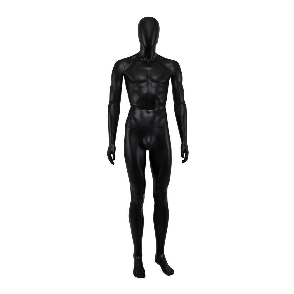 Mannequin homme, manchon et tête, Unbreakable, pose 3