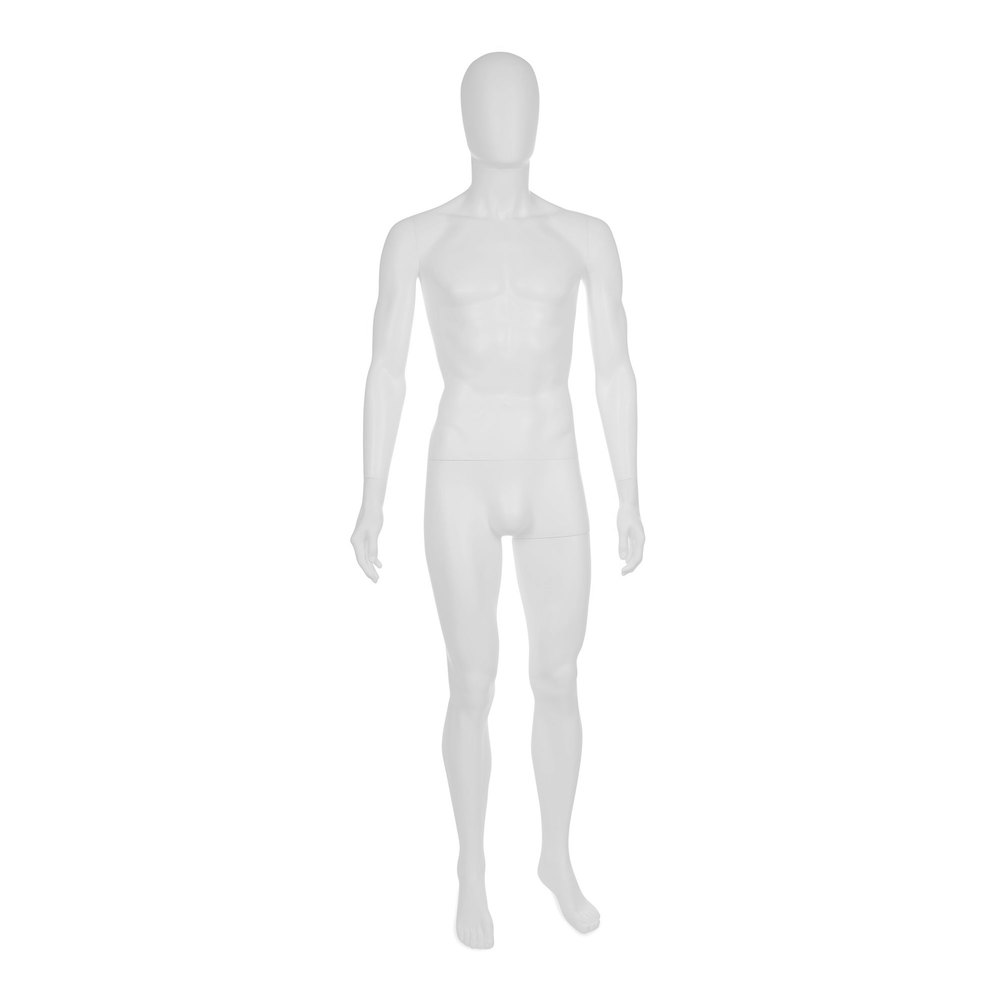 Mannequin homme, manchon et tête, Unbreakable, pose 4