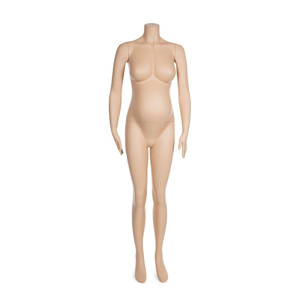 Mannequin femme enceinte qualité supérieure maternity chair (photo)