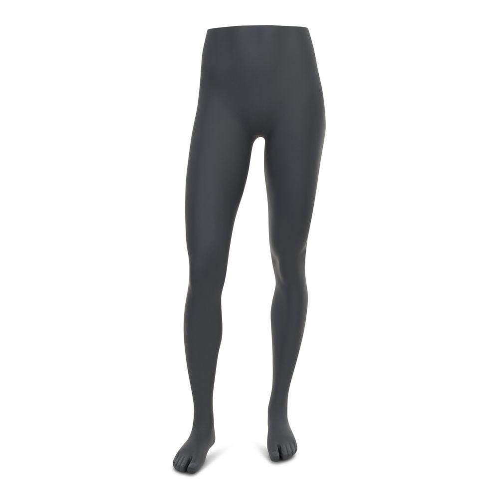 Présentoir pour pantalon fille, frp gris graphite, incl. Socle et tiges