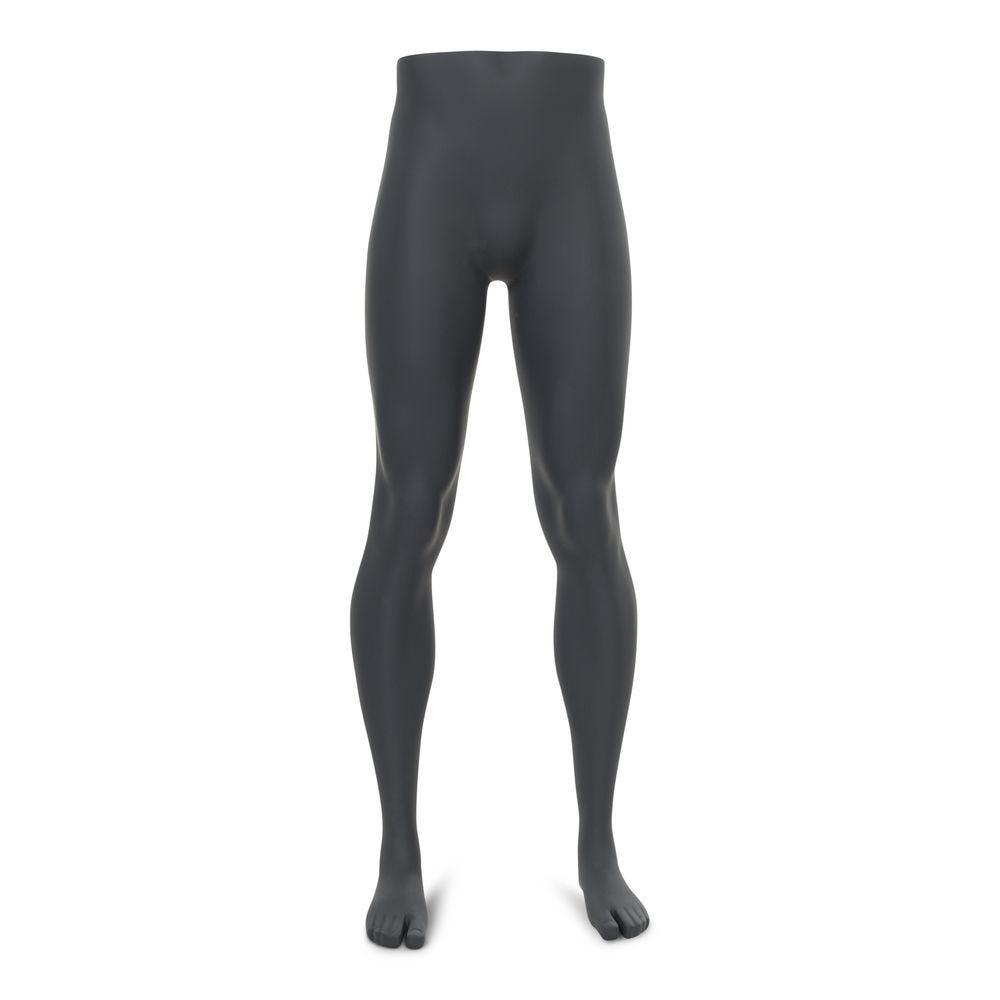 Présentoir pour pantalon garçon, frp gris graphite, incl. Socle et tiges (photo)