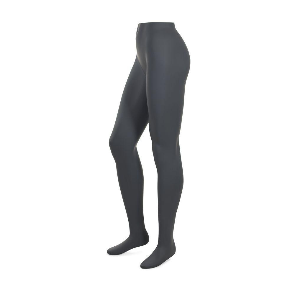 Présentoir pour pantalon femme, frp gris graphite, incl. Socle et tiges