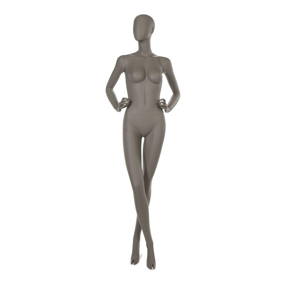 Mannequin femme avec tête abstraite strong mod.a (photo)