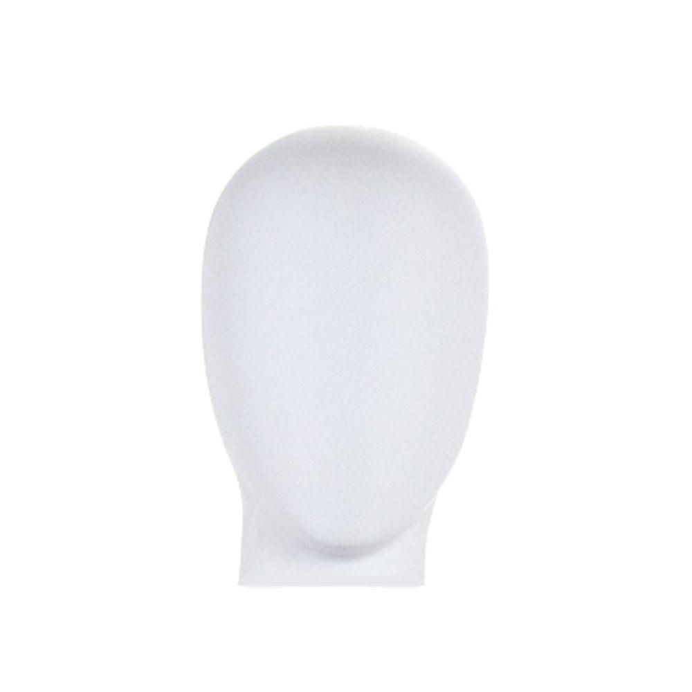 Tête femme pour collection COSMO blanc mat - Modèle 211