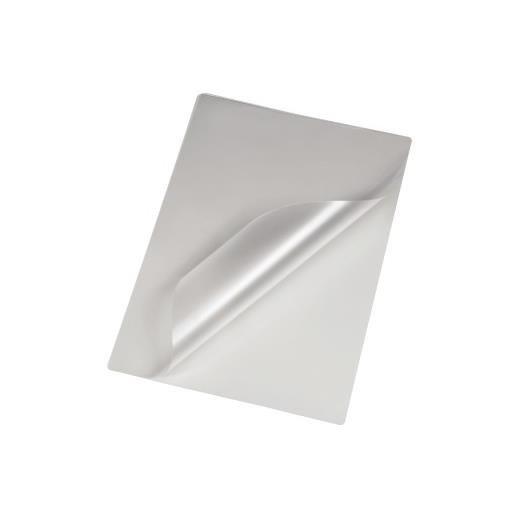 Film pour plastifieuse à chaud carte de visite 80µ - par 100 (photo)