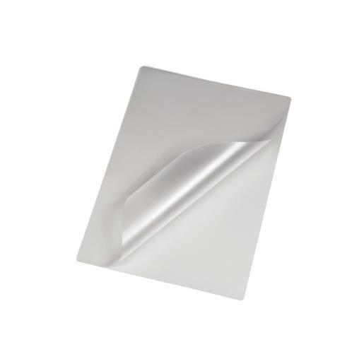 Film pour plastifieuse à chaud din a4 125µ - par 25 (photo)