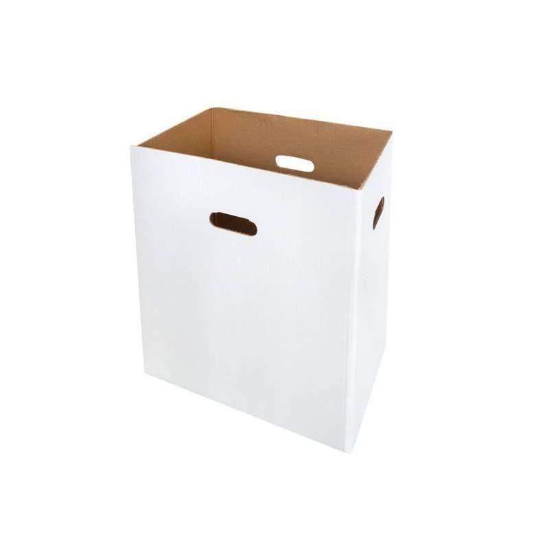 Collecteur en carton pour destructeur 411.2 (photo)