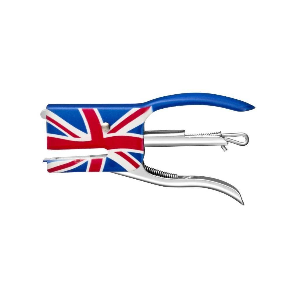 Pince-agrafeuse metal n°10 décorée so british
