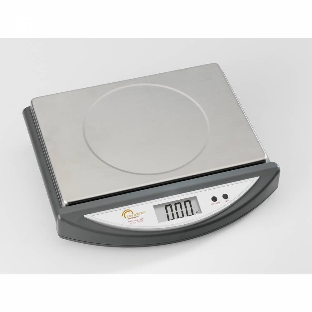 Pèse colis électronique little balance jusqu'à 40 kg par 10g (photo)