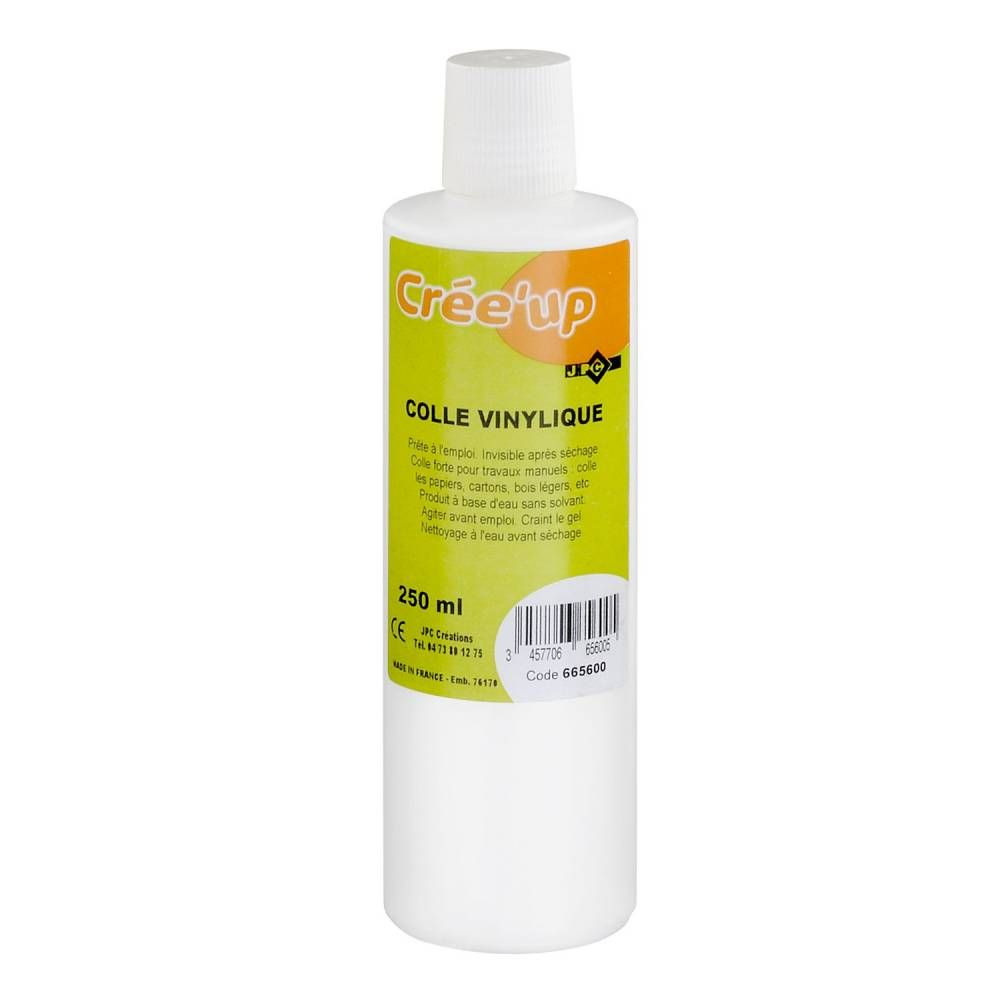 Colle vinylique 250 ml (photo)