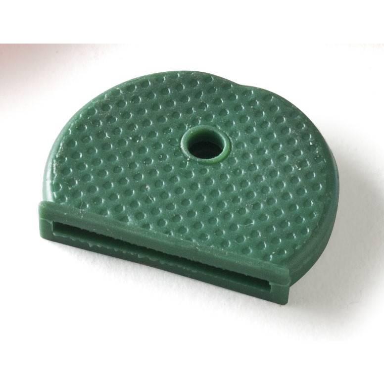 Cache clés coloris vert - par 20 (photo)