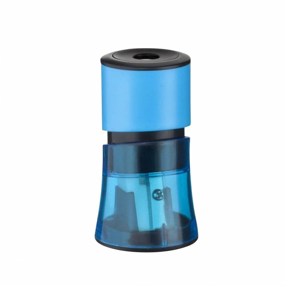 Taille-crayon tandemo 2 usages plastique avec réserve coloris aléatoire