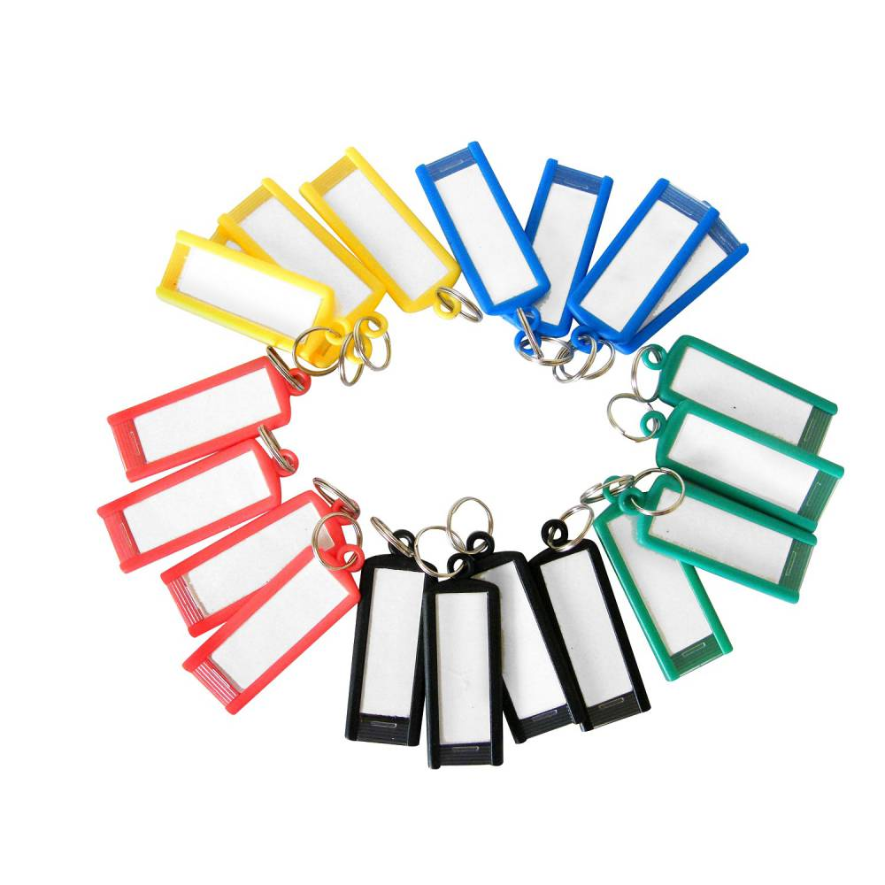 Porte-clés avec anneau brisé - par 20 (photo)