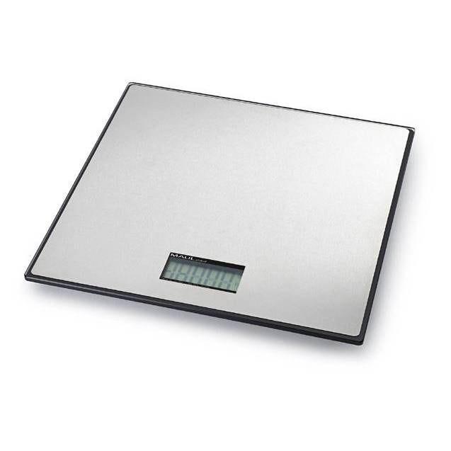 Pèse-paquet global jusqu'à 100 kg noir (photo)