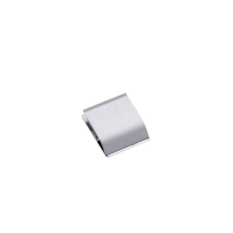 Rail pince aluminium 3,5 cm aluminium