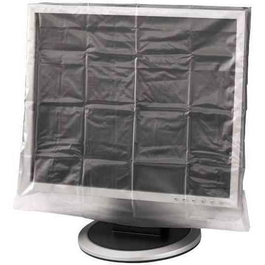 Housse de protection pour écran transparente pour écran 19 à 21 pouces (photo)