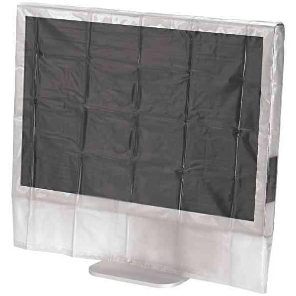 Housse de protection pour écran transparente pour écran 20 à 22 pouces (photo)