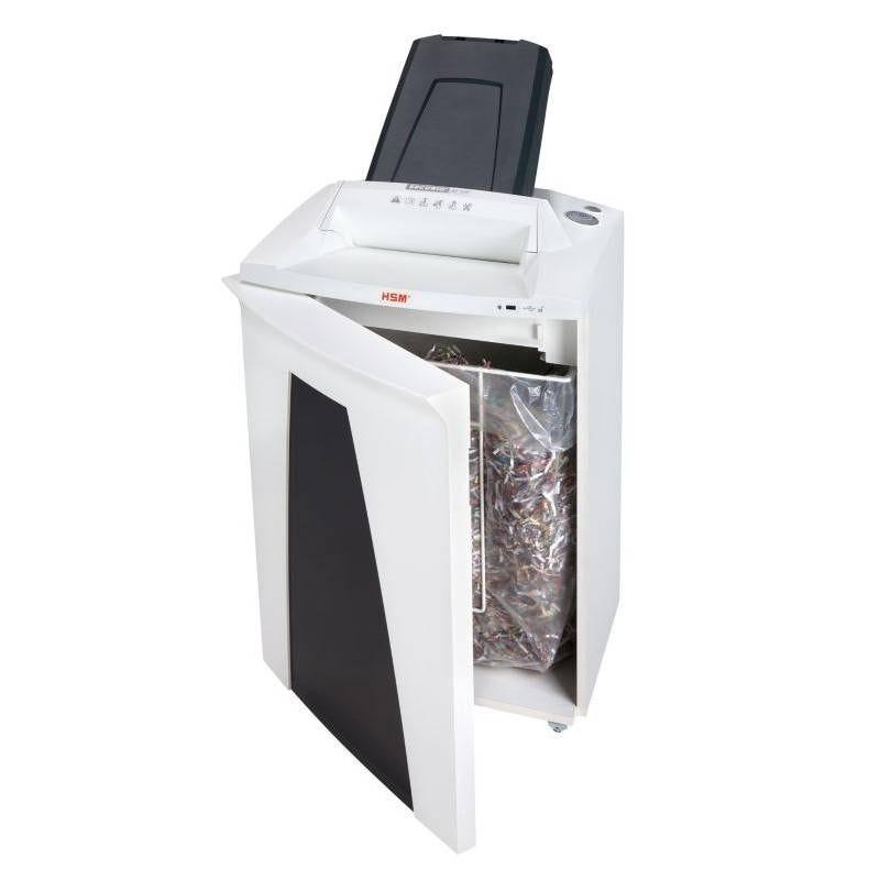 Destructeur auto-feed sécurio af500 particule 1,9x15 mm 500 feuilles 82 l (photo)