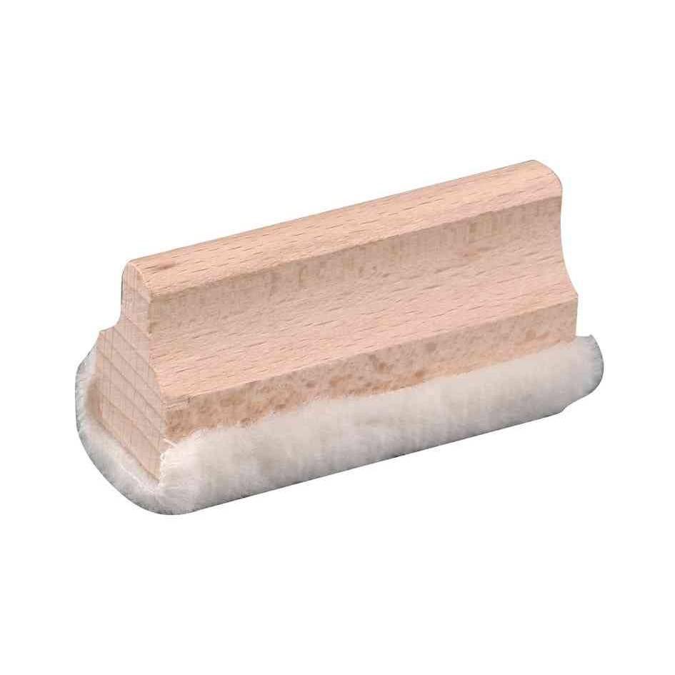 Mini brosse en bois pour tableau blanc