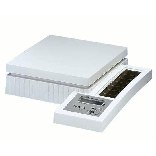 Pèse-lettres solaire tec s 2000 g blanc (photo)