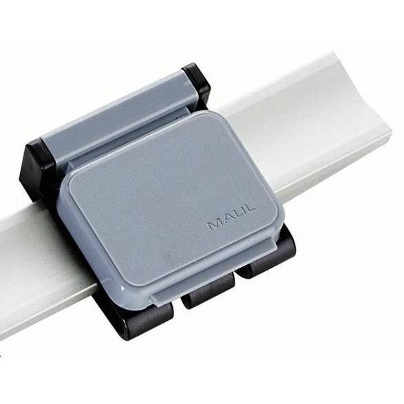 Pince magnetique grise - par 10