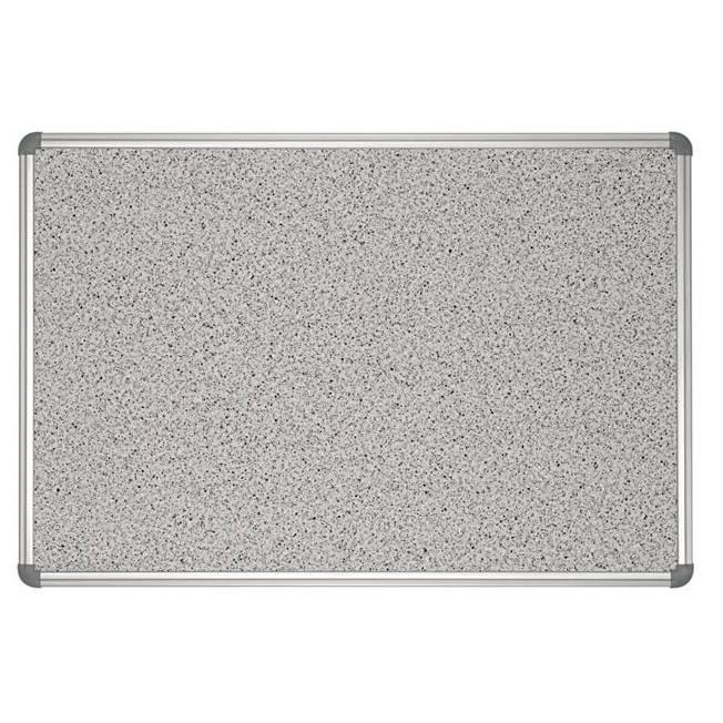Tableau office papier 90 x 120 cm gris